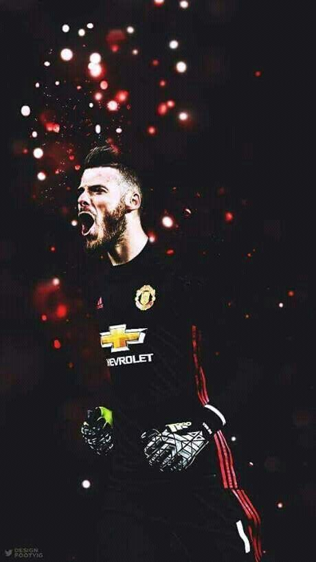 Most Awesome Manchester United Wallpapers De Gea David de Gea  Manchester United