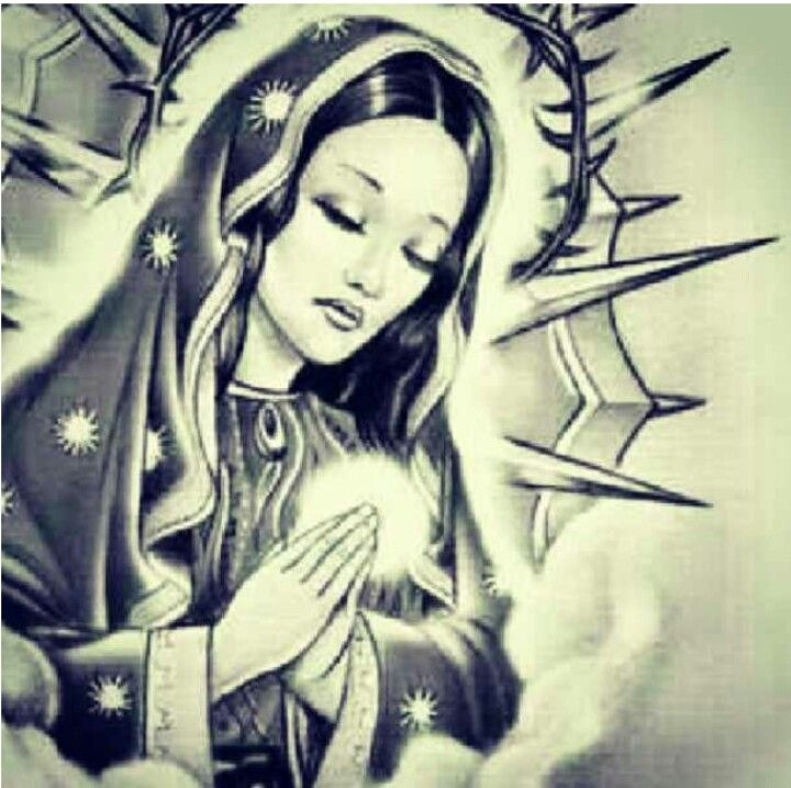 Virgin Mary Beautiful and Amazing no one can ever be as ...