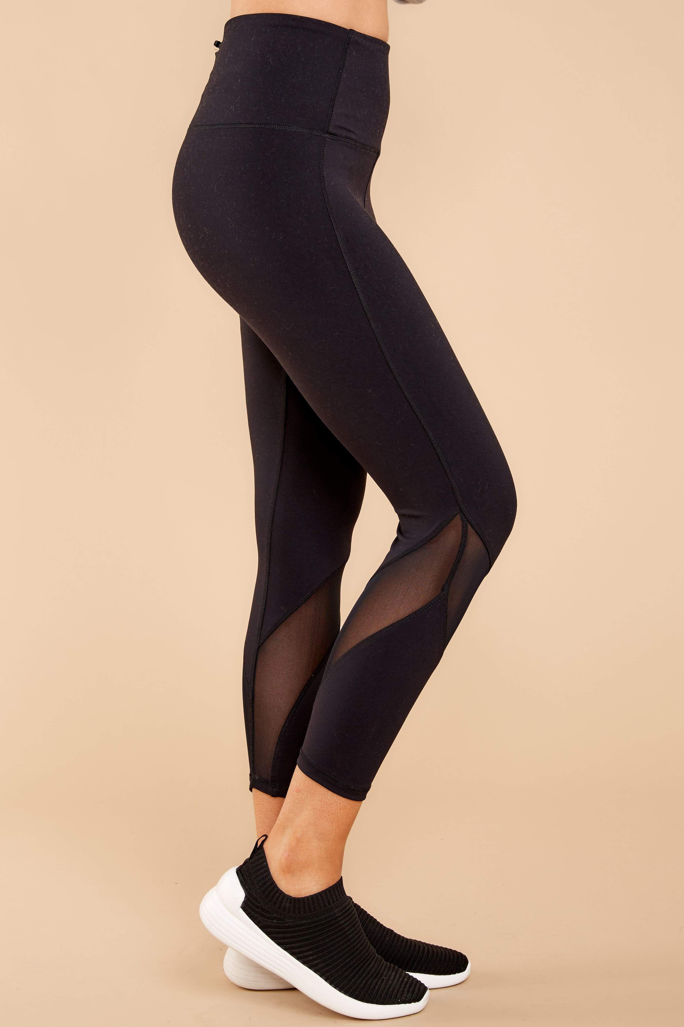 c113687f71344 Cute Black Leggings - Trendy Leggings - Leggings - $29.00 – Red Dress  Boutique