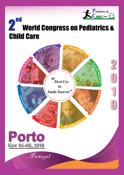 2nd World Congress on Pediatrics and Child Care in 2019