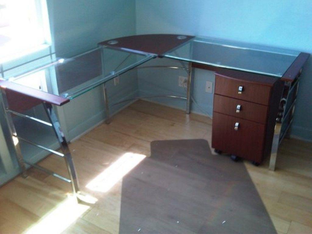 office depot glass desk. Fine Depot Neat Desk Office Depot For Glass A