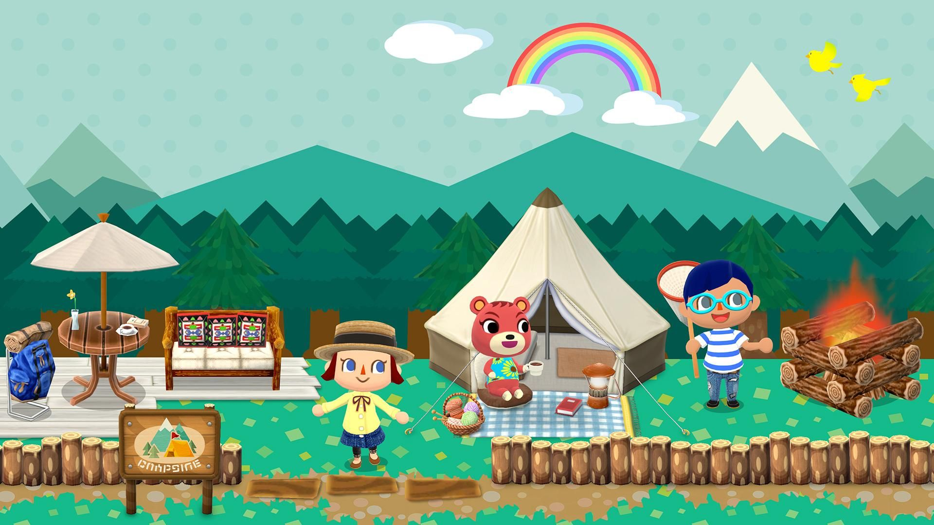 Celebrate the holidays with update for Animal Crossing