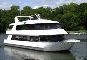 Introducing The New Starlite Sapphire Dining Yacht