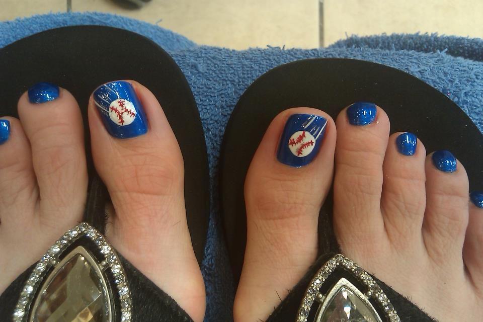baseball toes fingers &
