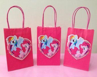 My Little Pony Party Goo Bag Ideas