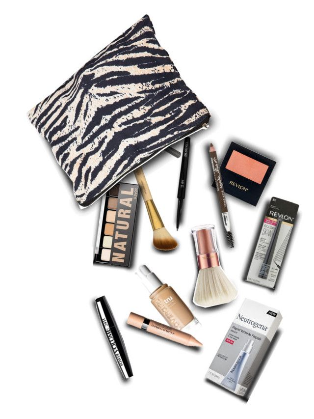 """What's in MY Bag?"" by casuality ❤ liked on Polyvore featuring beauty, Volcom, Maybelline, Victoria's Secret, Revlon and L'Oréal Paris"