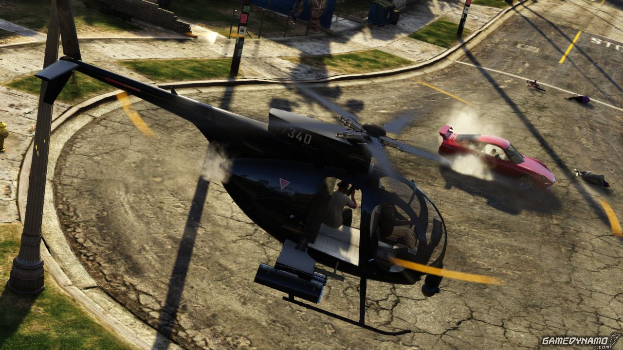 Rockstar Games unveils Grand Theft Auto Online screenshots