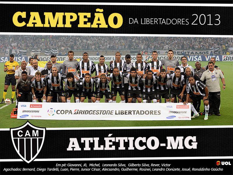 Atletico Mg Campeao Da Libertadores 2013 Posteres Atletico Mg Libertadores 2013 Atletico