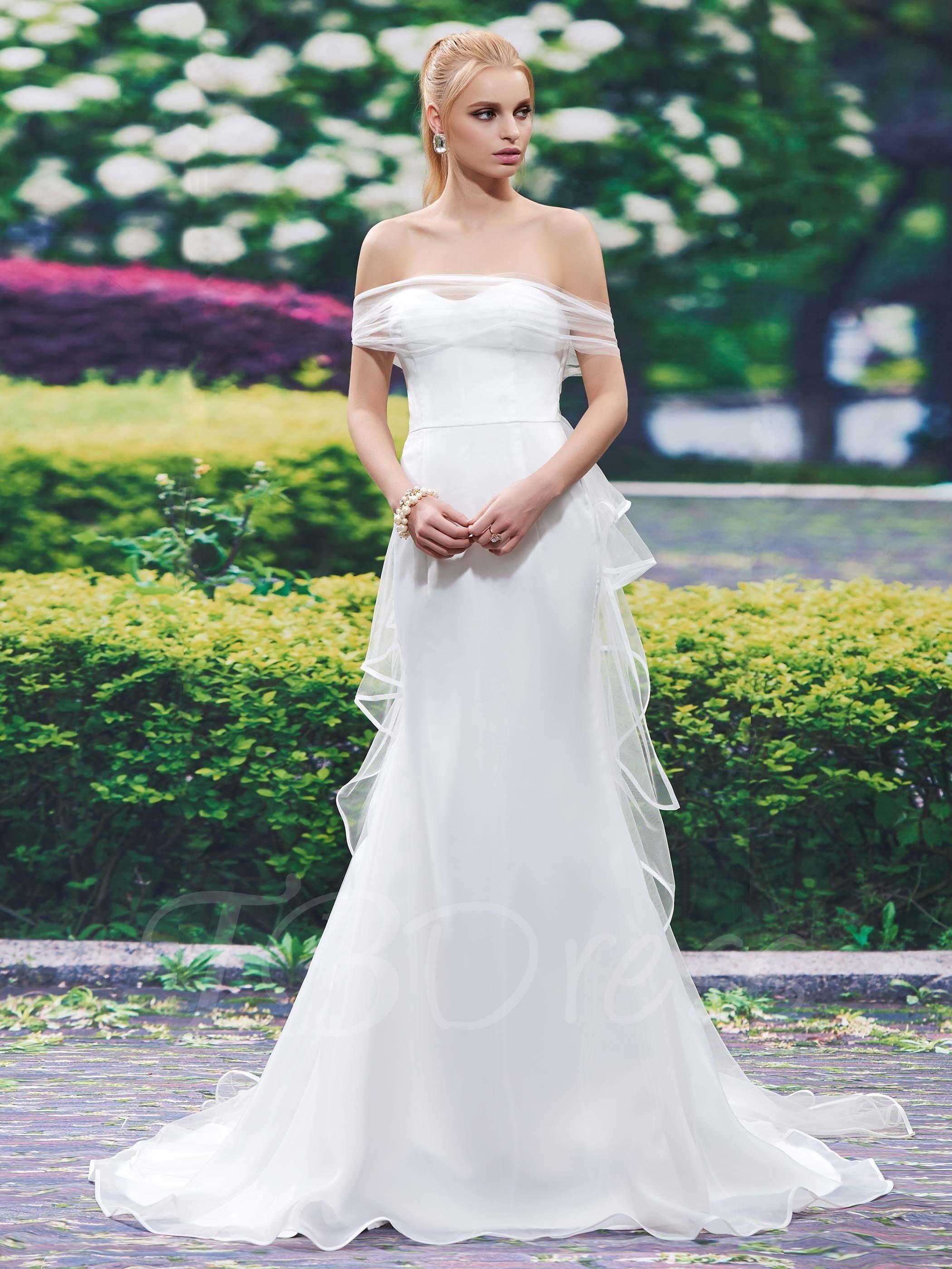 Sweetheart zipperup court train mermaid wedding dress mermaid