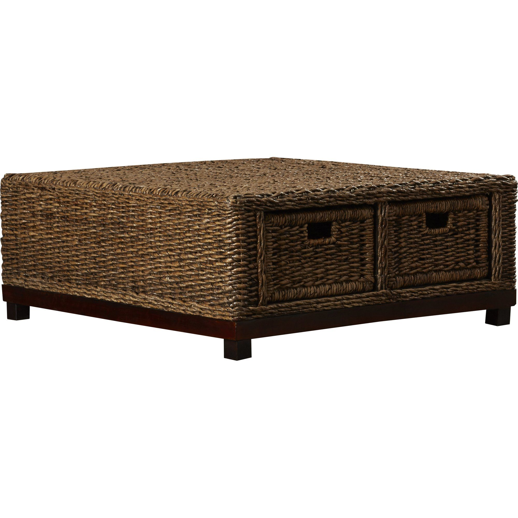 Bayberry Woven Coffee Table 1001 Pinterest