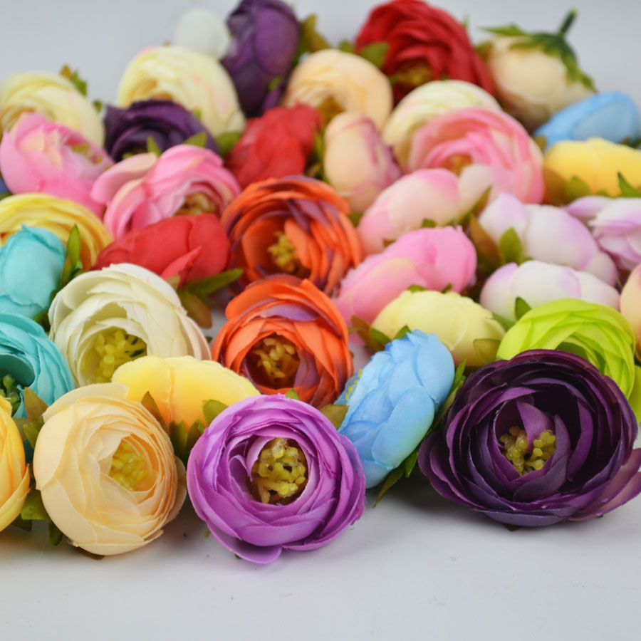 Find More Decorative Flowers Wreaths Information About Mix Color