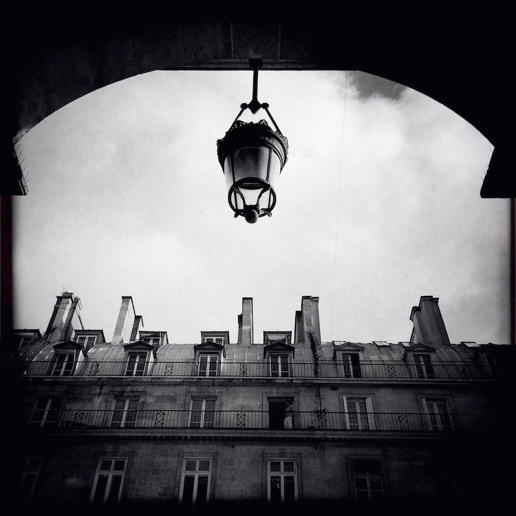 Parigi vista dallo smartphone -Vittorio Zunino Celotto