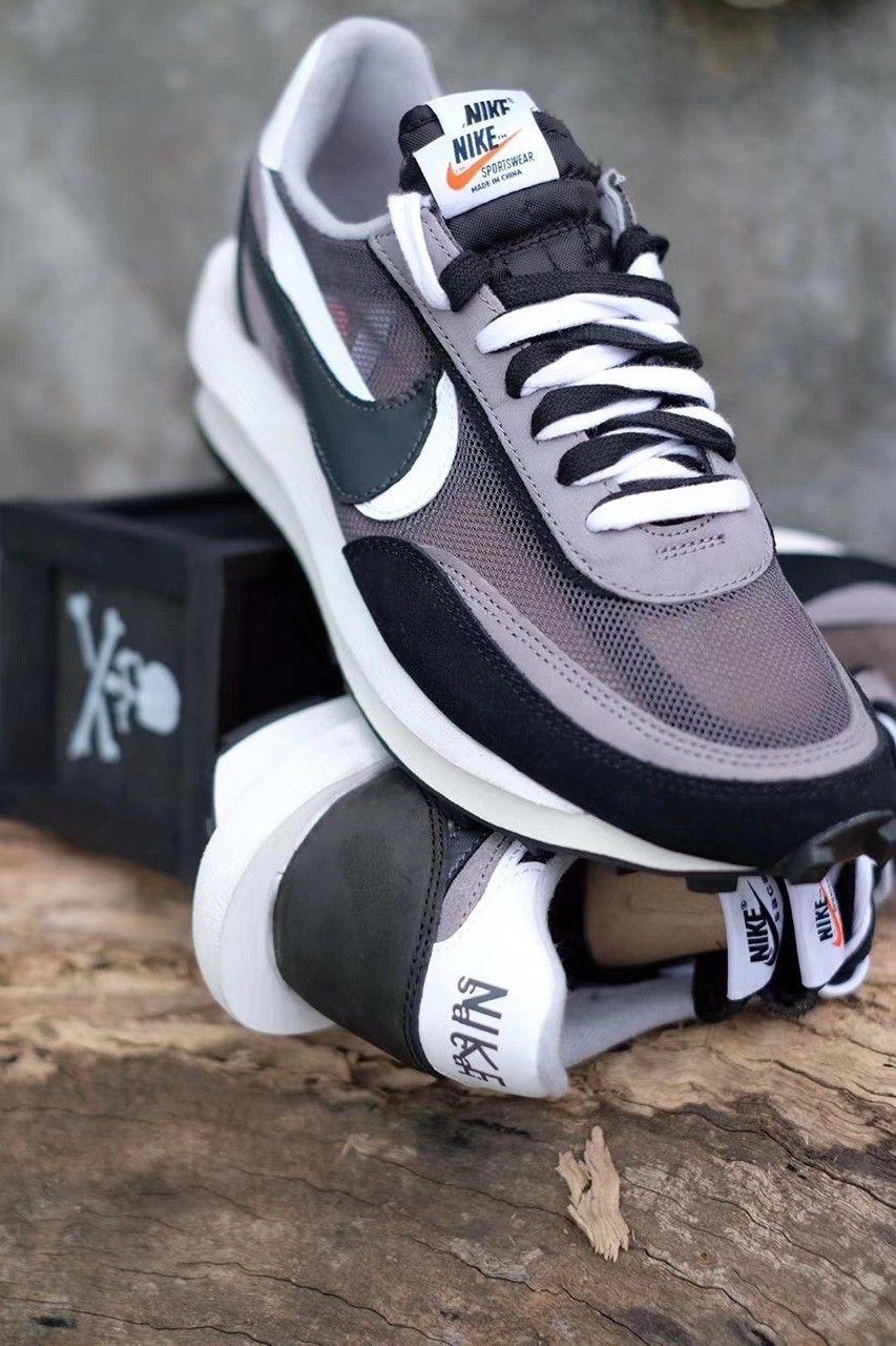 Sacai X Nike LDWAFFLE | Mens nike shoes