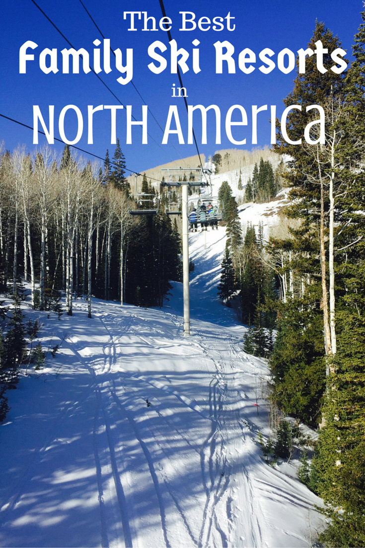best family ski resorts in north america 2017   blog posts from