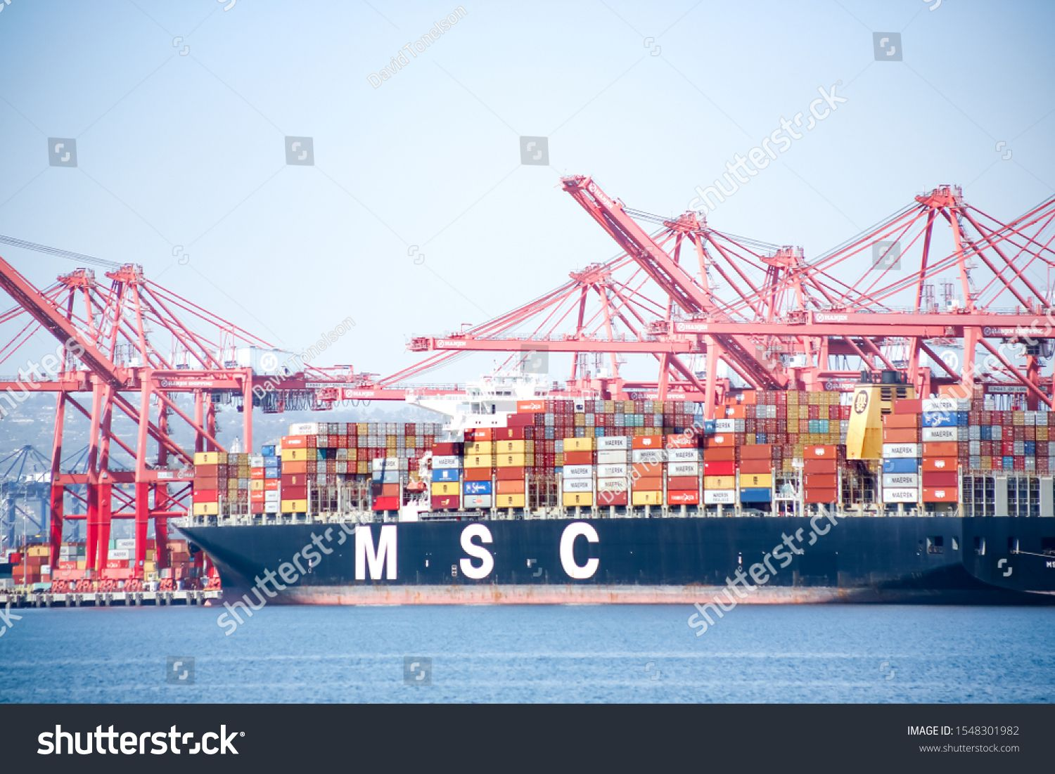 Biggest Container Ship In The World 2019