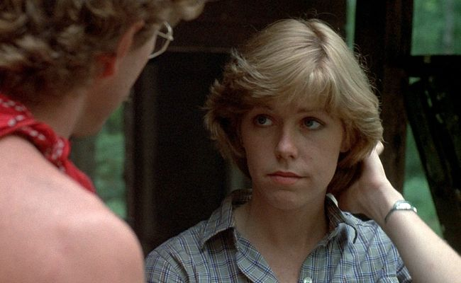 How Friday The 13th Star Adrienne King Uses Her Terrifying Stalker Tale To Help Her Fans Adrienne King Friday The 13th Rebecca Schaeffer