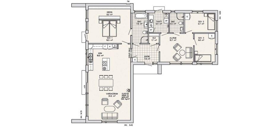 proiecte de case suedeze Swedish style house plans 5 | casa moderna ...