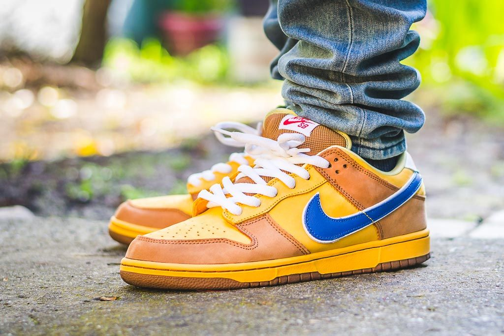 5d0f6a36 Nike Dunk Low SB Newcastle On Feet Sneaker Review | Sneakers | Nike ...