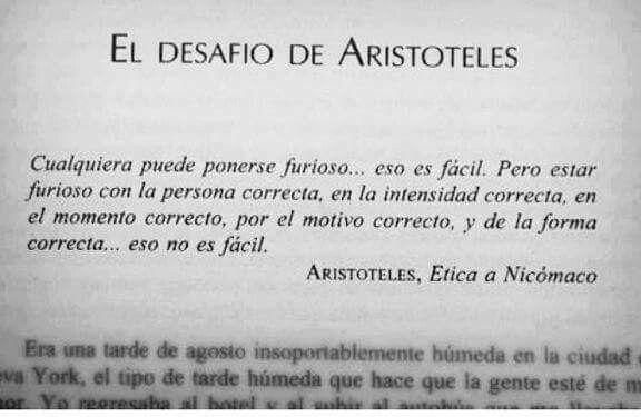El Desafio De Aristoteles Libreta De Notas Frase Quote Inspira