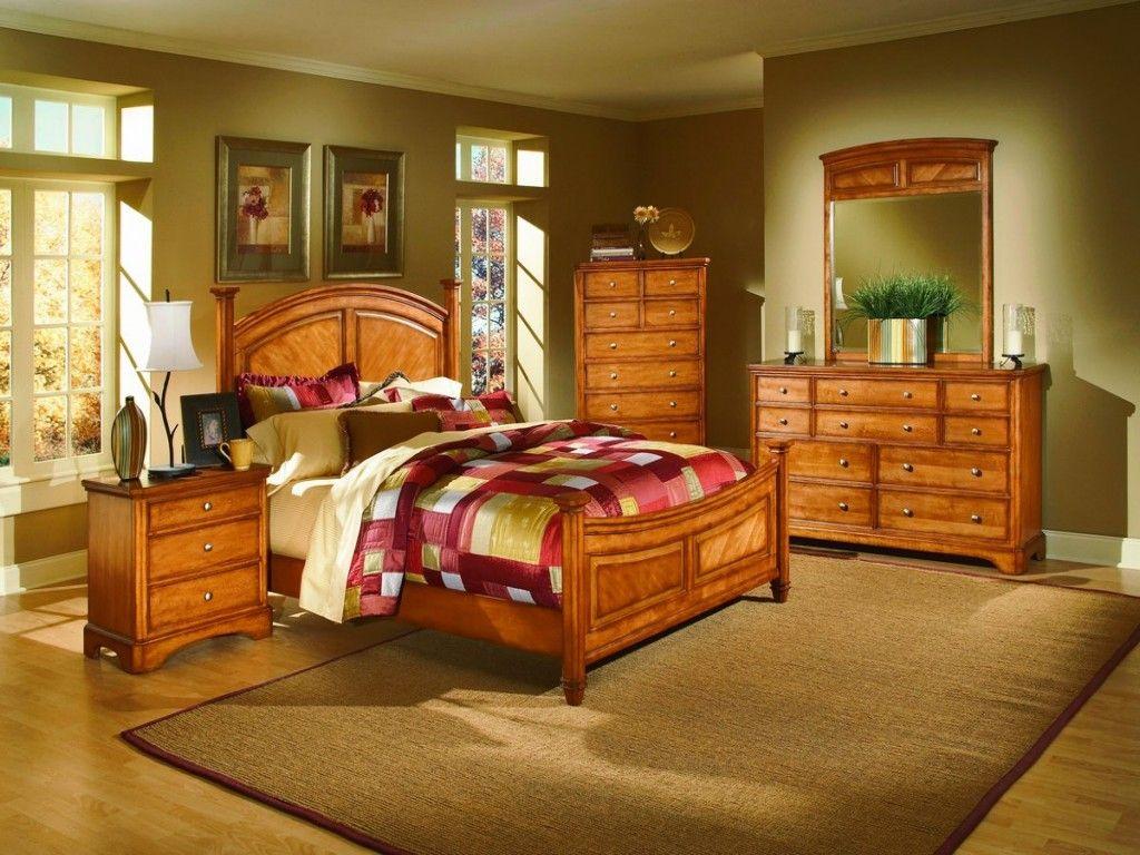 Light Oak Bedroom Furniture Wood bedroom furniture sets