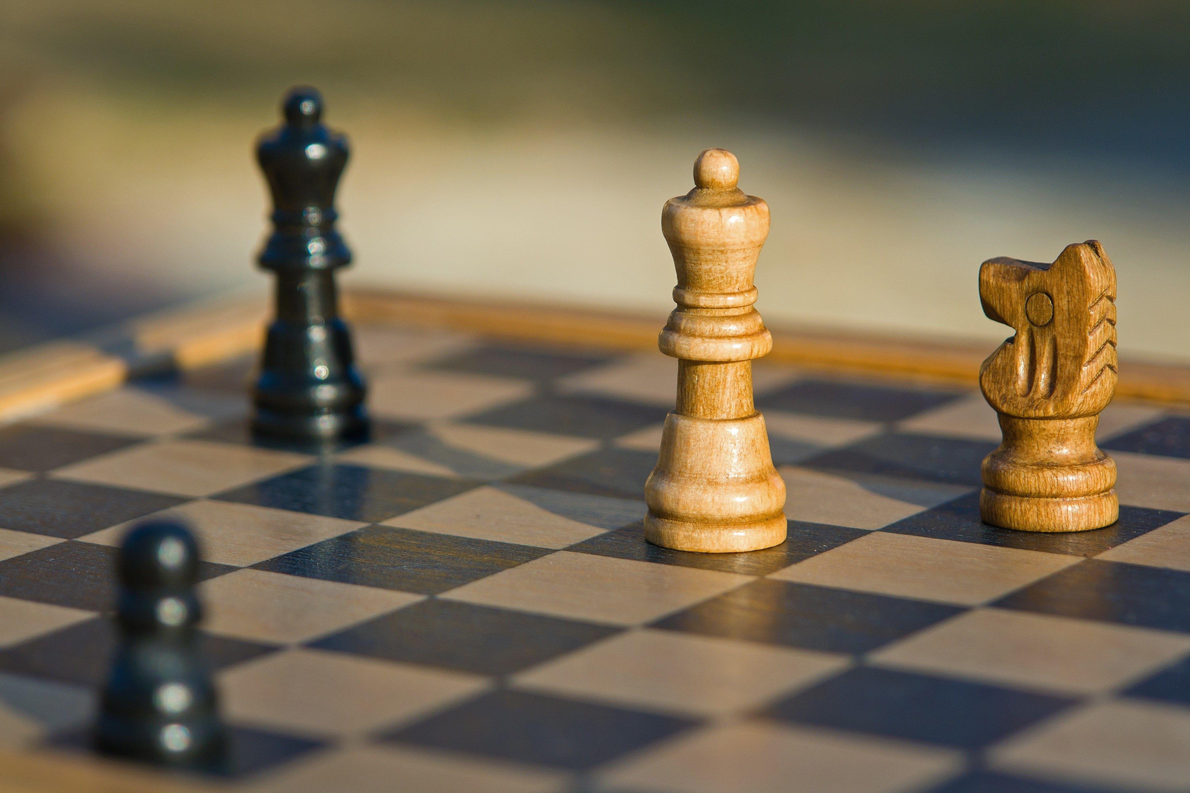 4k Chess Hd Wallpaper 3888x2592 Wallpaperscreator Pinterest