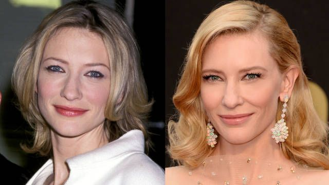 Celebrities Who Age Gracefully - Celebrities Who Haven't Had Plastic Surgery - Harper's BAZAAR