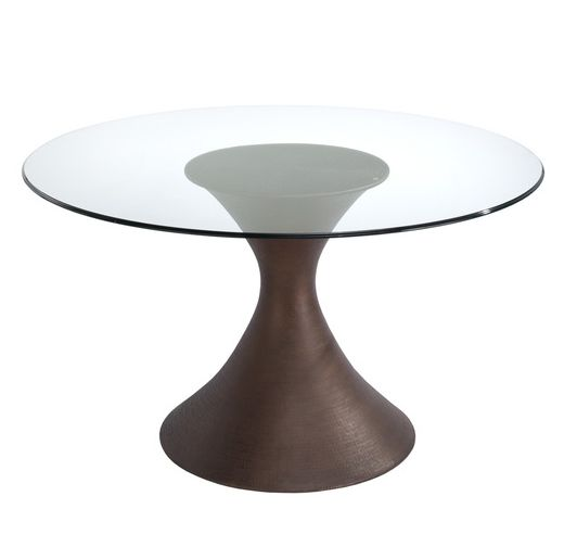 Brownstone Casablanca Round Dining Table Base Only Matthew Izzo