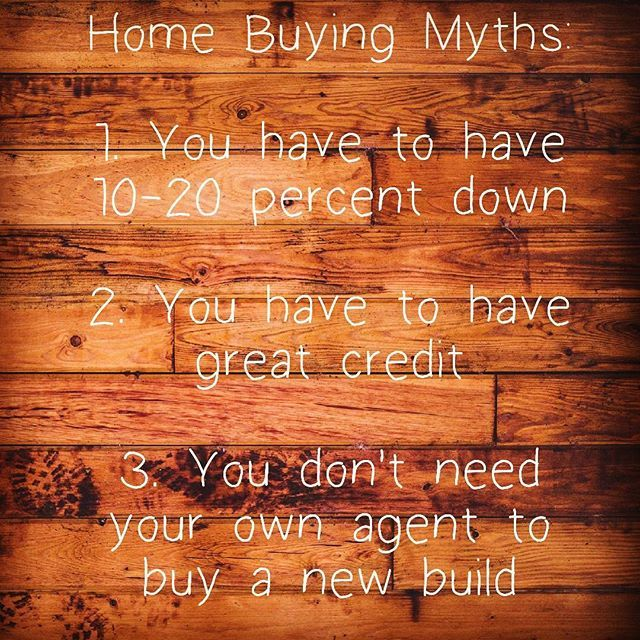 Let's do some home buying myth-busting. �� Hit us up for your free personalized strategy session so we can help you meet your goals this year. 1.We have lending partners that can get a loan done with as little as 1.5% down and a 640 score. So on a house that is $225,000 that is $3,375 for your down payment. That's less than first/last month and deposit on a new rental. 2. We have lending partners that can get you a mortgage with a score as low as 540 and that partner with credit repair services to help you get your score up. We are here for you every step of the way. 3. You NEED your own representation on a new build. The builder's agent represents the BUILDER, you need someone who represents YOU. #idahorealtor #idahohometeam #208realestate #realestate #facts #homeownership #weworkforyou #realtorlife #homefacts #localrealtors - posted by IdahoHomeTeam https://www.instagram.com/idahohometeam - See more Real Estate photos from Local Realtors at https://LocalRealtors.com
