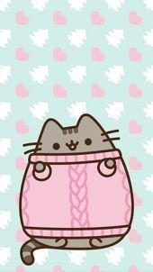 Photo of pusheen die Katze iphone Tapete