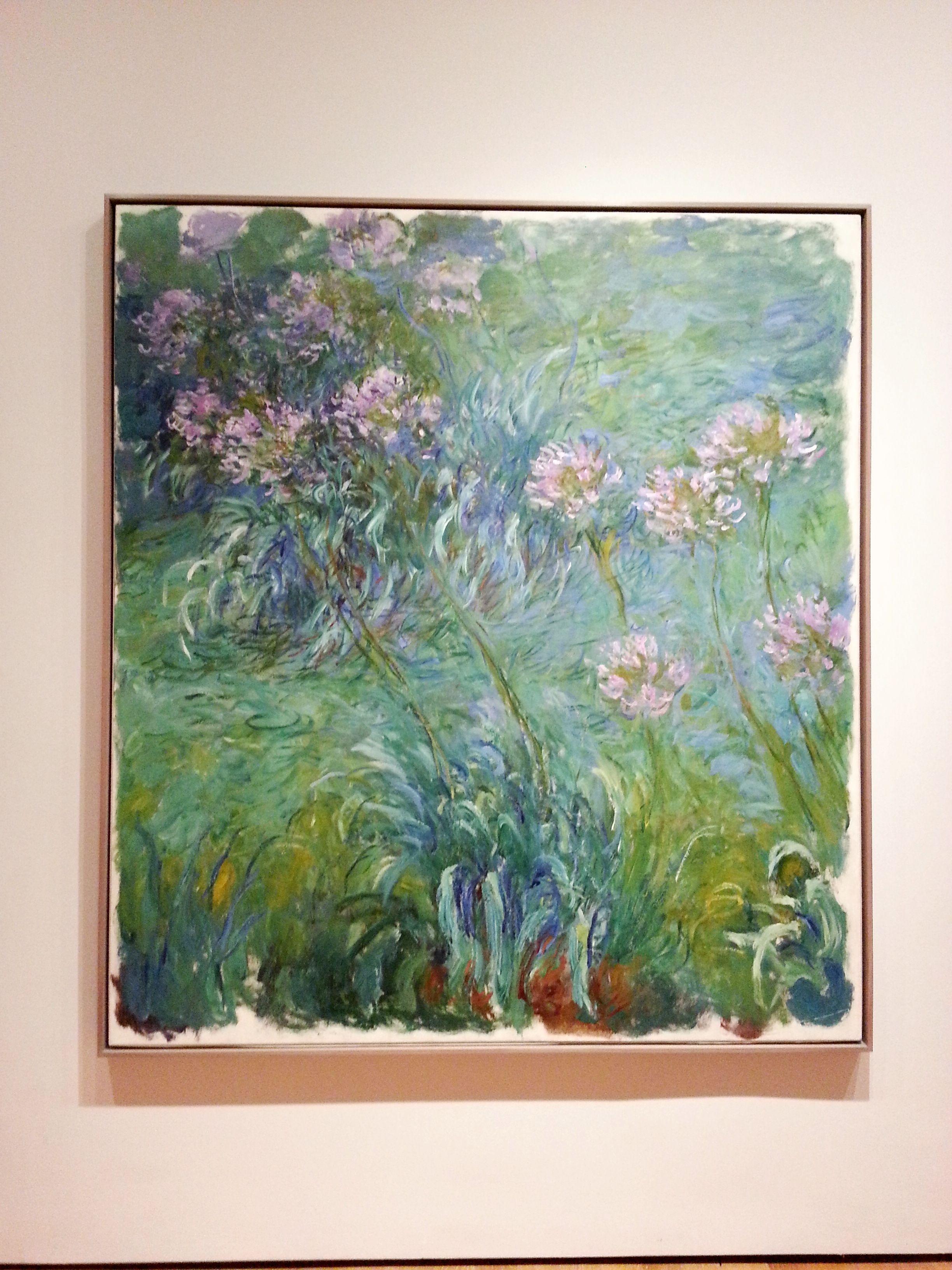 Water Lilies.Monet.MoMa   New York   Pinterest