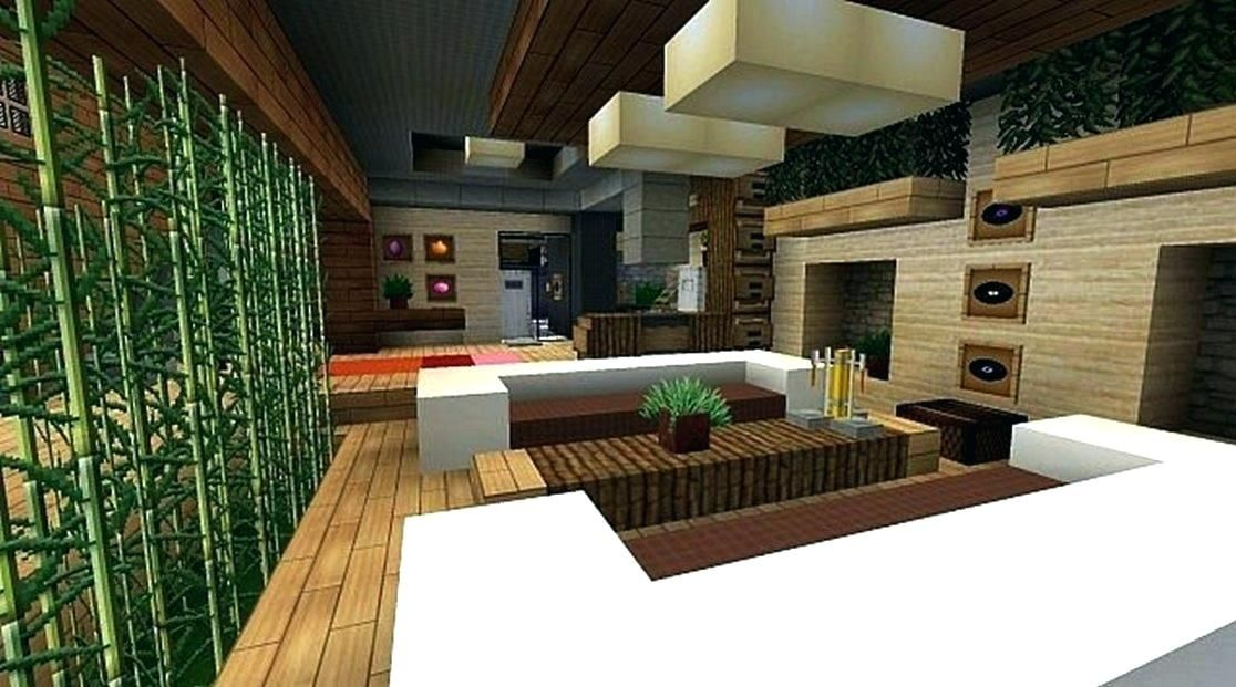 minecraft living room - Google Search | Minecraft modern ...