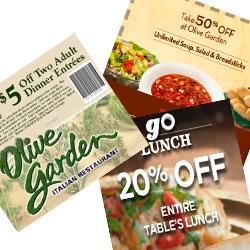 Olive Garden Coupons Get A Free Olive Garden Gift Certificate Deals Food Restaurant Deals Free Meal Kid Save On Foods Free Appetizer Olive Garden Coupons