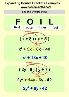 Ks3 And Ks4 Factorising Worksheets Algebra Worksheets Teaching
