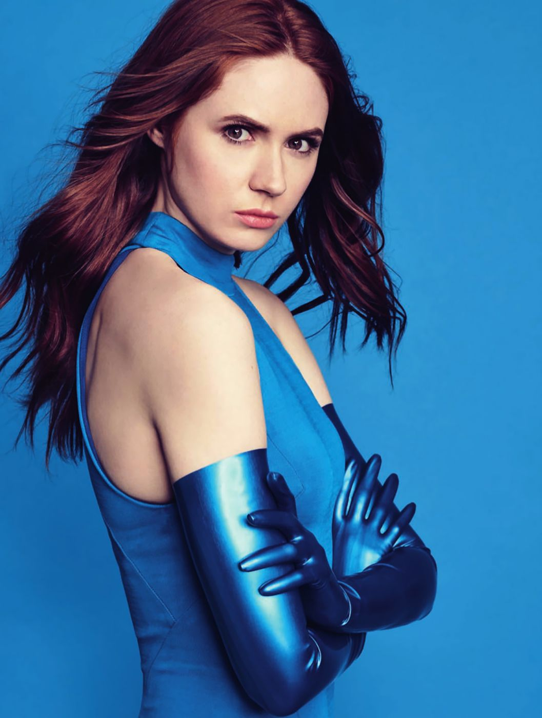 Watch Karen Gillan video