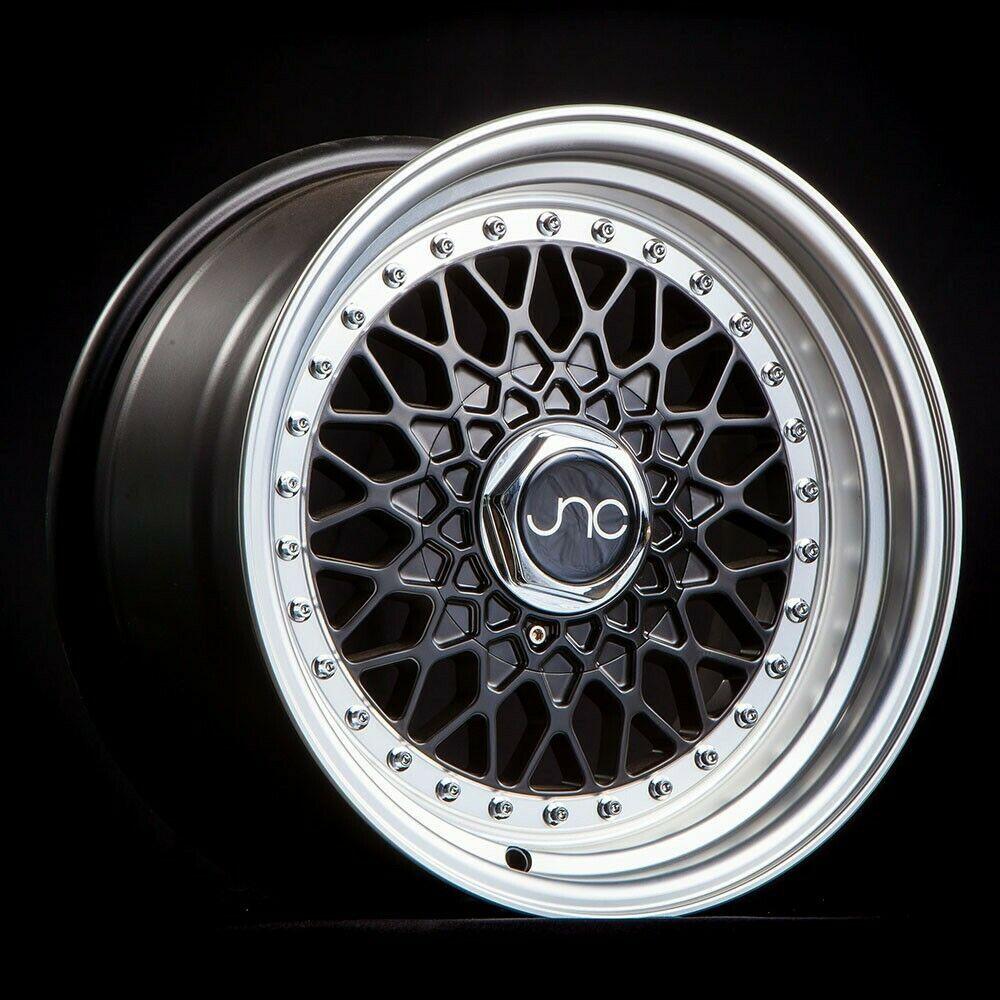 Advertisement eBay) JNC Wheels Rim JNC004 Matte Black