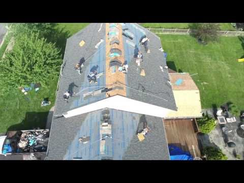 Roofing And Windows Roofing Installing Shingles Types Of Roofing Materials
