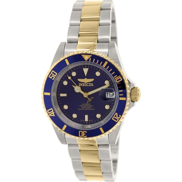 Invicta Men's Pro Diver 8928OB Silver Stainless-Steel Automatic Watch