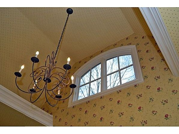 Quality Wallpaper Installation In Bergen County Nj Perfection Plus Paperhanging How To Install Wallpaper County House Ceiling Lights