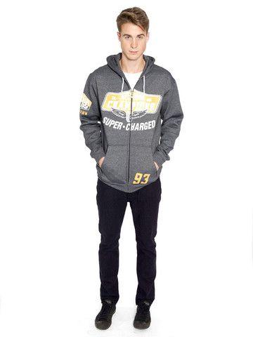 NRG Super Charger Zip Hoodie | SOELLIS.com | Was $79.95 Now $48