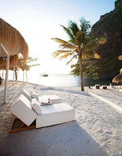 Ideas for home decor: Sugar Beach, A Viceroy Resort, St. Lucia
