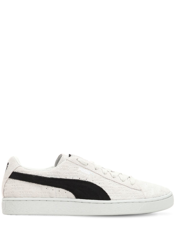 828f16dca65 PUMA PANINI SUEDE CLASSIC SNEAKERS.  puma  shoes
