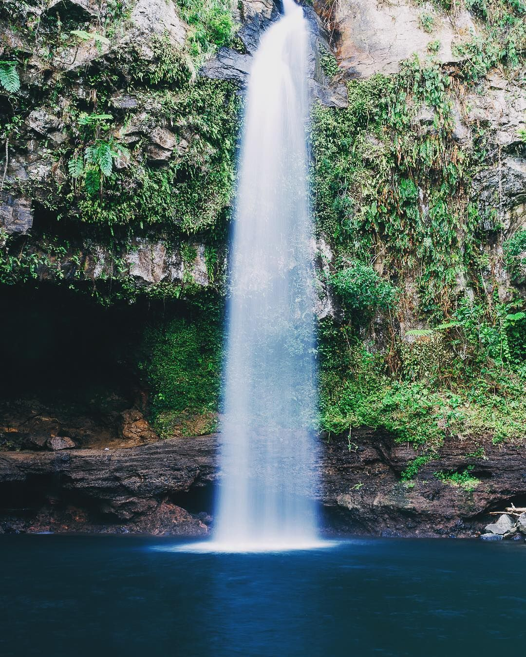 The Bouma Waterfalls On Taveuni Island Fiji Are Magical