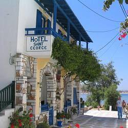 Hotel St George Naxos