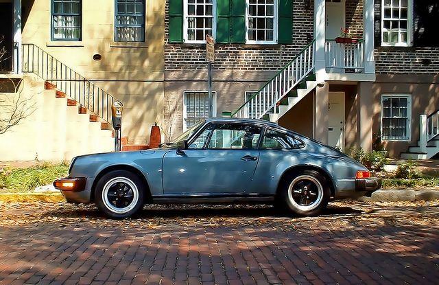 Porsche 911 SC, 1983, photo by Kurt Schmidt