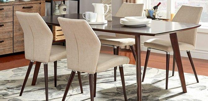Contecontemporary glamoroumporary glamorous dining room - Dining room area rugs ideas ...