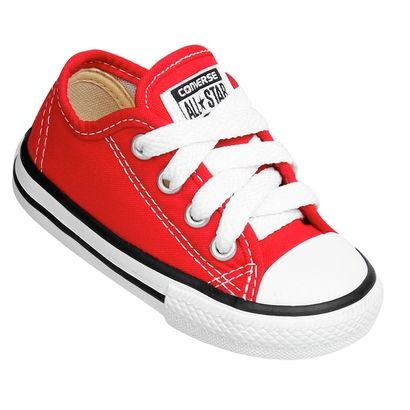 Netshoes Tênis Converse All Star Core Ox Infantil R 50 92 Converse All Star Netshoes Tenis Converse Chuck