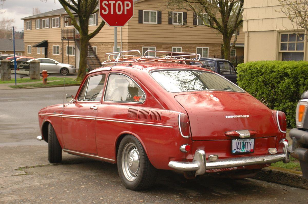 1969 Volkswagen Fastback With Images Volkswagen Fastback