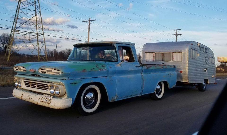 Pin de Dan Sutton en Old trucks and vintage campers | Pinterest
