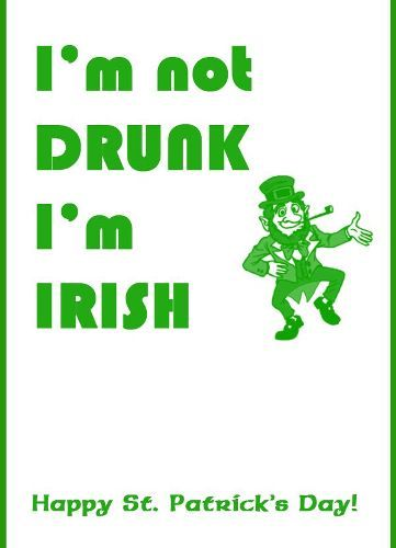 Happy St Patrick's Day 2017 Best Funny Quotes ^ Irish Sayings