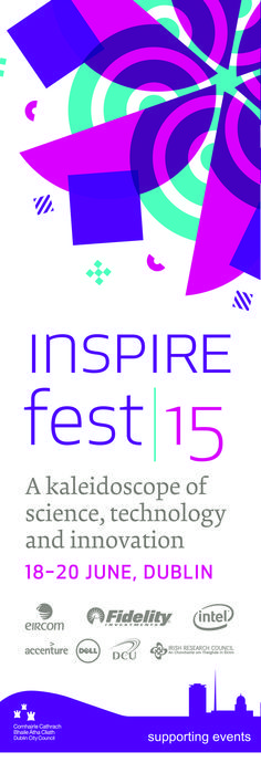 Bord Gáis Energy Theatre welcomes Inspire Fest 2015, supported by Dublin City Council. #civicmedia2015